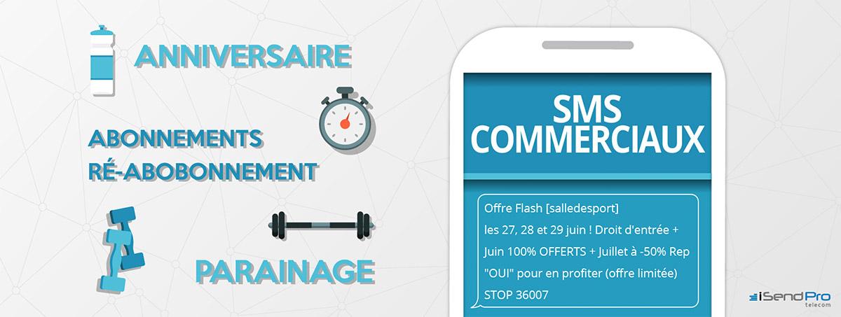modele de sms commerciaux