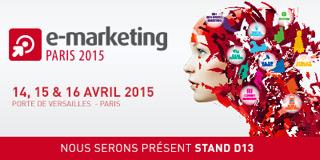 iSendPro Telecom au Salon E-Marketing