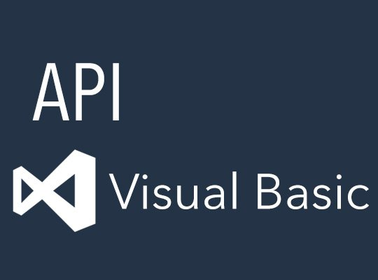 Visual Basic API